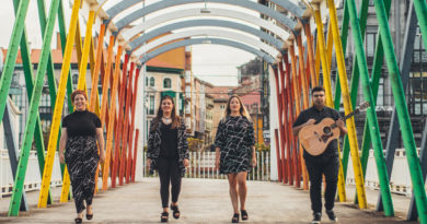 """ENTREVISTAMOS A ALGAIRE: """"Hemos querido mantener las variantes del asturiano de cada zona para poner de relieve la riqueza de nuestra lengua"""""""